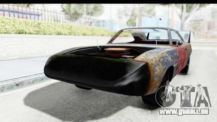 Dodge Charger Daytona F&F Bild für GTA San Andreas
