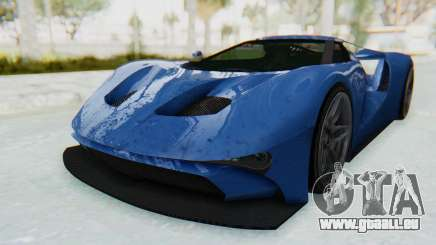 GTA 5 Vapid FMJ für GTA San Andreas