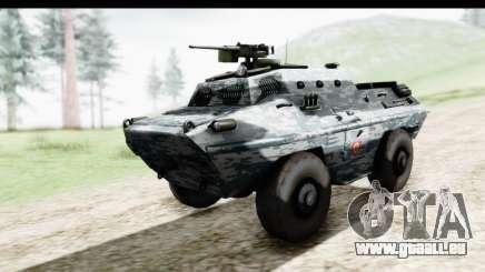 BOV 86M Žandarmerija für GTA San Andreas