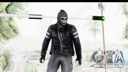 GTA Online Skin (Heists) für GTA San Andreas