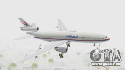 DC-10-30 Malaysia Airlines (Old Livery) pour GTA San Andreas