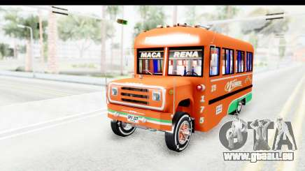Dodge D600 v2 Bus für GTA San Andreas