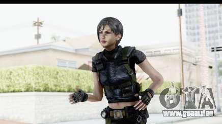 Resident Evil 4 UHD Ada Wong Assignment für GTA San Andreas