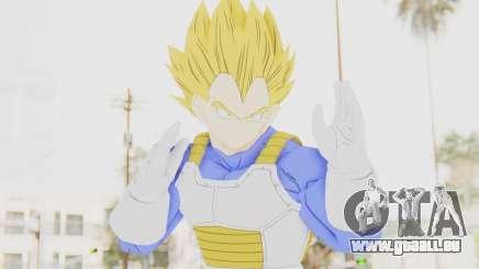 Dragon Ball Xenoverse Vegeta Android Saga SSJ pour GTA San Andreas