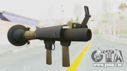 Rocket Launcher from TF2 pour GTA San Andreas