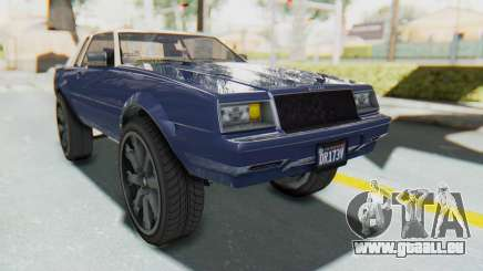 GTA 5 Willard Faction Custom Donk v1 pour GTA San Andreas
