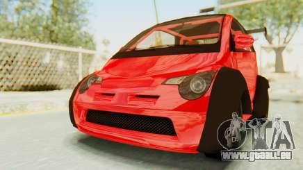GTA 5 Benefactor Panto Custom pour GTA San Andreas