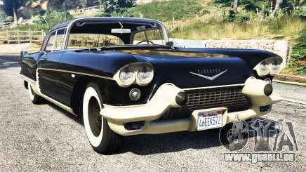 Cadillac Eldorado Brougham 1957 v1.1 pour GTA 5