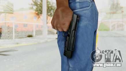 HK USP 45 Black für GTA San Andreas