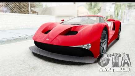 GTA 5 Vapid FMJ IVF pour GTA San Andreas