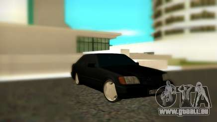 Mercedes-Benz S600 W140 AMG für GTA San Andreas