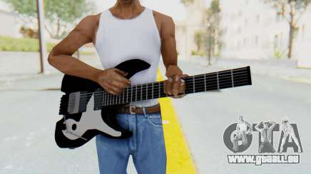 Steinberger GM1T White Pickguard für GTA San Andreas