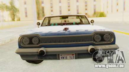 GTA 5 Declasse Voodoo Alternative v1 pour GTA San Andreas