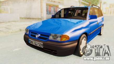 Opel Astra F Kombi 1997 pour GTA San Andreas