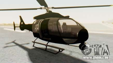 GTA 5 Maibatsu Frogger FIB für GTA San Andreas