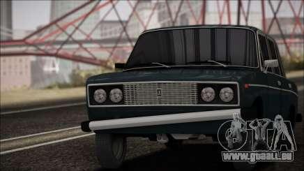 VAZ 2106 Clochard pour GTA San Andreas