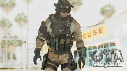 Federation Elite Assault Desert für GTA San Andreas