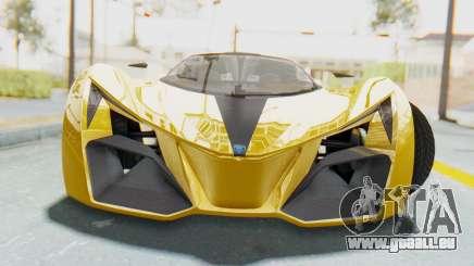 GTA 5 Grotti Prototipo v2 IVF pour GTA San Andreas