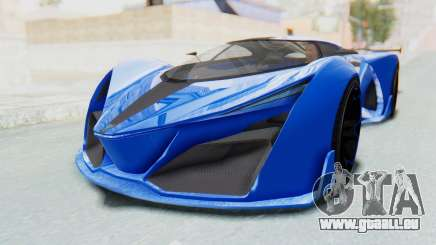 GTA 5 Grotti Prototipo v1 für GTA San Andreas