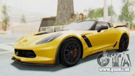 Chevrolet Corvette C7.R Z06 2015 pour GTA San Andreas