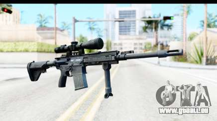 CoD Ghosts - G-28 Custom pour GTA San Andreas