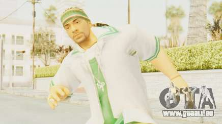 Def Jam Fight For New York - Sean Paul v2 für GTA San Andreas