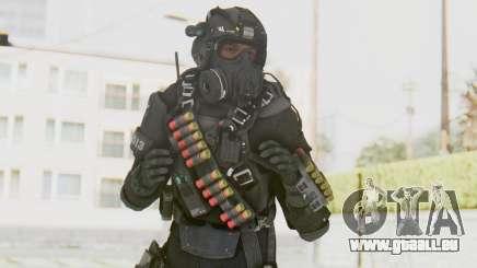 Federation Elite Shotgun Tactical pour GTA San Andreas