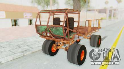 Mongo from Fast and Furious pour GTA San Andreas