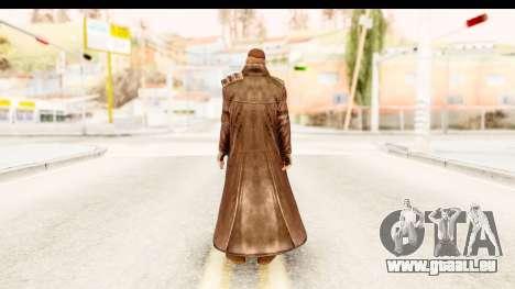 Marvel Heroes - Blade pour GTA San Andreas troisième écran