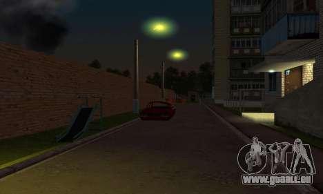 Der neue Bezirk in der Nähe von Arzamas für GTA San Andreas achten Screenshot