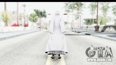 Bleach - Ichimaru pour GTA San Andreas troisième écran