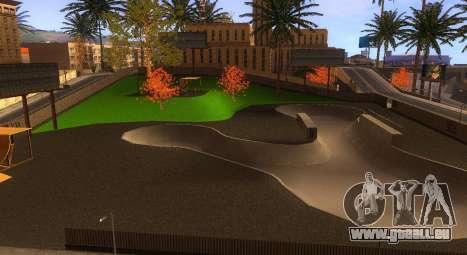 Neue Texturen von einem skate-Park und Krankenha für GTA San Andreas her Screenshot
