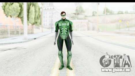 Injustice God Among Us - Green Lantern für GTA San Andreas zweiten Screenshot