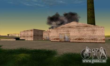 Der neue Bezirk in der Nähe von Arzamas für GTA San Andreas dritten Screenshot