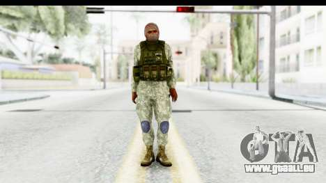 Global Warfare Arab für GTA San Andreas zweiten Screenshot