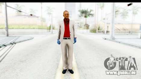 Payday 2 - Jiro für GTA San Andreas zweiten Screenshot