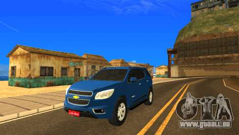 Chevrolet TrailBlazer 2015 LTZ pour GTA San Andreas