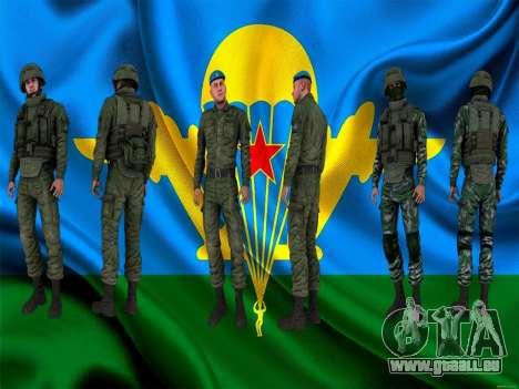Pak-Kämpfer airborne für GTA San Andreas