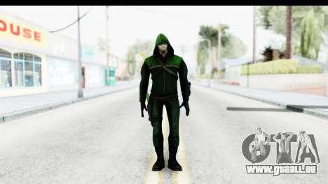 Injustice God Among Us - Green Arrow TV Show pour GTA San Andreas deuxième écran