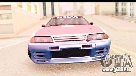 Nissan Skyline Group A für GTA San Andreas