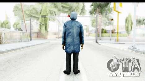 Silent Hill Downpour - Doctor für GTA San Andreas dritten Screenshot