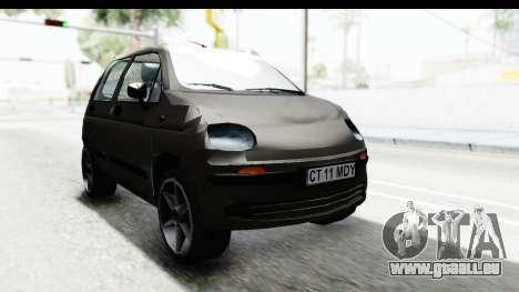 Daewoo Matiz für GTA San Andreas