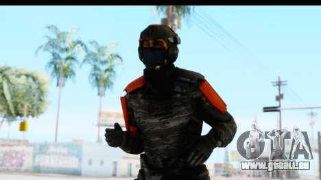 Homefront The Revolution - KPA v4 Camo pour GTA San Andreas