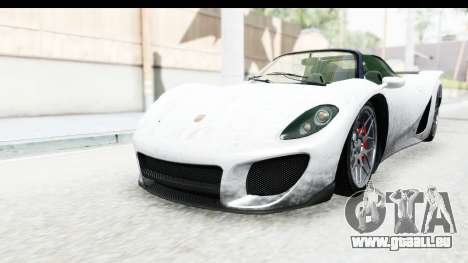 GTA 5 Pfister 811 SA Lights für GTA San Andreas