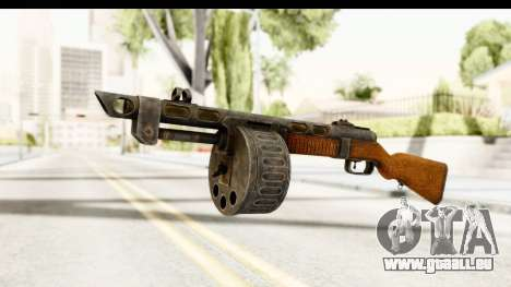The Terrible Shotgun für GTA San Andreas