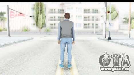 GTA 5 DLC Finance and Felony Skin pour GTA San Andreas troisième écran