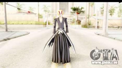 Bleach - Ichigo v4 pour GTA San Andreas deuxième écran