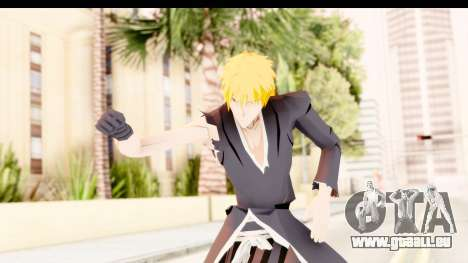 Bleach - Ichigo M pour GTA San Andreas