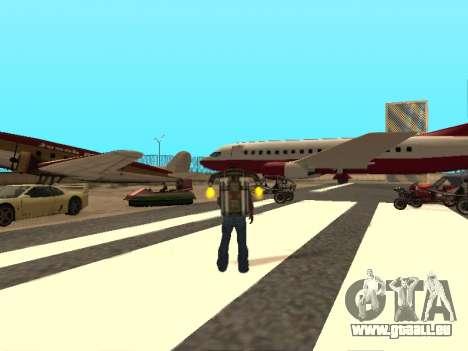 Cars spawn für GTA San Andreas sechsten Screenshot