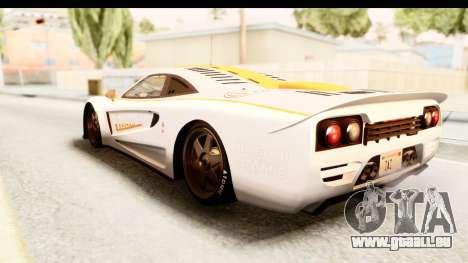 GTA 5 Progen Tyrus IVF pour GTA San Andreas moteur